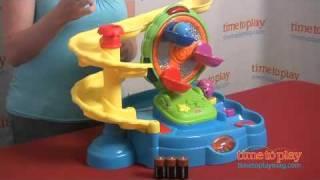 getlinkyoutube.com-Twirlin' Tumblin' Fun Park from Fisher-Price