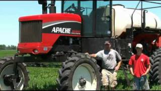 Apache Owner: Precision Ag Compatibility