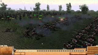 getlinkyoutube.com-Men of War Assault Squad: Zombies vs Divided Nation Mod