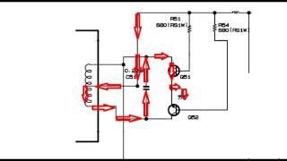 getlinkyoutube.com-Cómo funciona circuito inversor en LCD