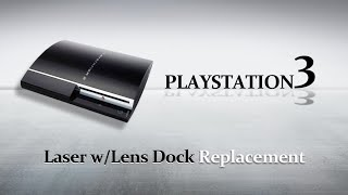 getlinkyoutube.com-FIX PS3 Won't Read Disc: Fix Your PS3 Laser - Step-by-Step Instructions
