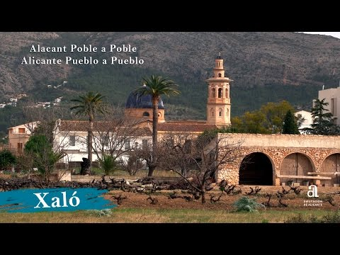 XALÓ. Alicante, pueblo a pueblo