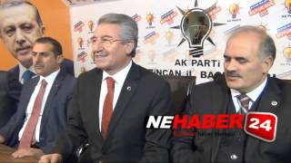 Recep Tayyip Erdoğan  15 Kasım'da Erzincan'a geliyor