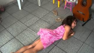 getlinkyoutube.com-Isabela Dançando em casa