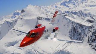 getlinkyoutube.com-HondaJet, the world's most advanced light jet