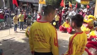 getlinkyoutube.com-Lion Dance Tet 2015 in Vietnam