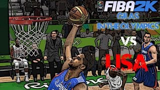 getlinkyoutube.com-FIBA 2K: Gilas in the Olympics - Prelims Vs USA