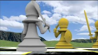 getlinkyoutube.com-Chess Battle Animation