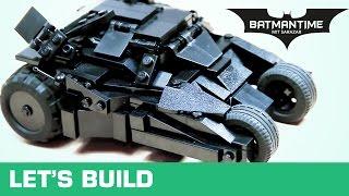 "getlinkyoutube.com-LEGO - Let's Build - ""Batman Tumbler"""