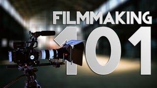 getlinkyoutube.com-Filmmaking 101: Training for Scriptwriting, Camera, Shooting, Lighting and Video Post Production