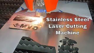 getlinkyoutube.com-500W Fiber Laser Cutting Machine for Metal Sheet - Stainless Steel Laser Cutting Machine -Brand MVD