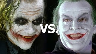 getlinkyoutube.com-Heath Ledger vs. Jack Nicholson as The Joker