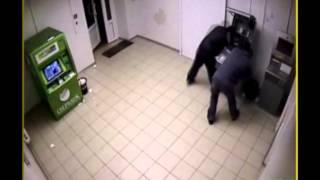 Нападения на банковские терминалы. Иркутская область.