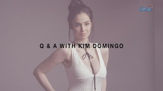 getlinkyoutube.com-3 things Kim Domingo can't live without