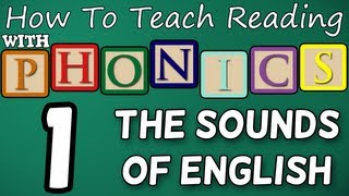 getlinkyoutube.com-How to teach reading with phonics - 1/12 - The Alphabet & Letter Sounds - Learn English Phonics!