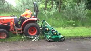 Major Equipment 3.2 Swift Mower