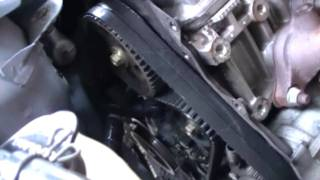 getlinkyoutube.com-Do it yourself....Timing belt tip