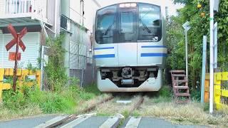 終着駅のちょっと奥 20120328、20120401