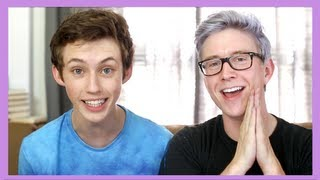 The Tumblr Tag Challenge (ft. Troye Sivan) | Tyler Oakley