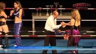 Blue Nikita (Greece) & Miss Sandie vs. Barbie Catch (France) & Wesna (Croatia)