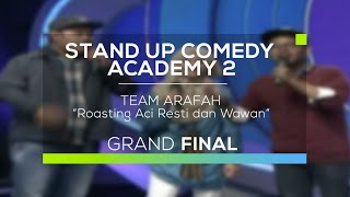 Team Arafah - Roasting Aci Resti dan Wawan (SUCA 2 - Grand Final)