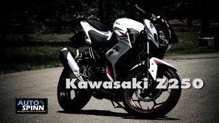 getlinkyoutube.com-รีวิว Test Ride Kawasaki Z250 ขี่ทดสอบ