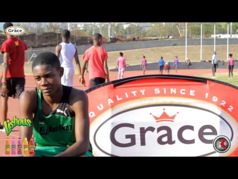 Christopher Taylor very confident he can run 47 seconds at Champs 2014 - Calabar High CHAMPS TOUR