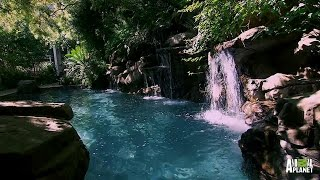 A Pool That Emulates Nature | The Pool Master