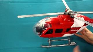 Rescue Copter / Helikopter ratunkowy Rescue - Dickie - prezentacja produktu