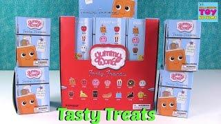 getlinkyoutube.com-Tasty Treats Yummy World Blind Box Figures Kidrobot Opening | PSToyReviews