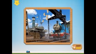 getlinkyoutube.com-【iPad app】Thomas&Friends Engine Activity Fun