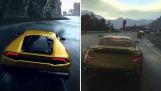 getlinkyoutube.com-Driveclub Vs Forza Horizon 2