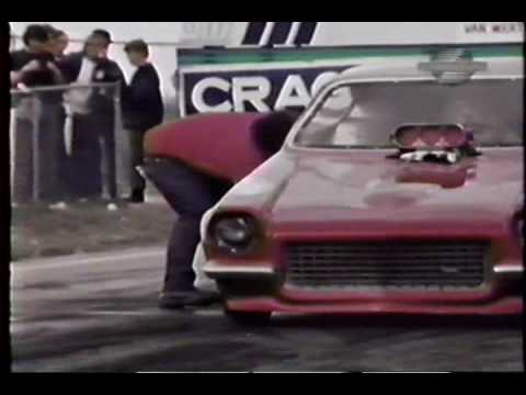Vintage 1970's Drag Racing - rare footage