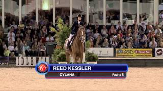 getlinkyoutube.com-Best of 2012 - Margie Engle and Reed Kessler Jump to Co-National Championship