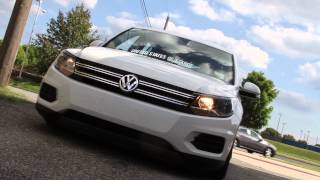 getlinkyoutube.com-Paulie's Bagged Tiguan|United States Of Stance| Air Ride|