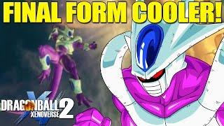 getlinkyoutube.com-Final Form Cooler Can't Handle Rain | Dragon Ball Xenoverse 2 w/ Rhymestyle & owTreyalP
