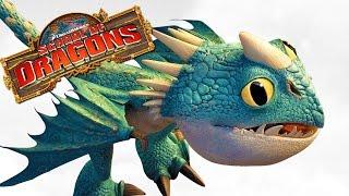 getlinkyoutube.com-How to Train Your Dragon : School of Dragons #10 ' NEW BABY DRAGON!'