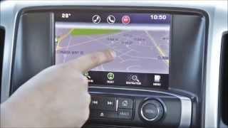 getlinkyoutube.com-GMC IntelliLink System: Navigation