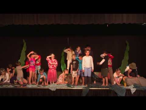 <p>Class performance:Saving the turtles</p>