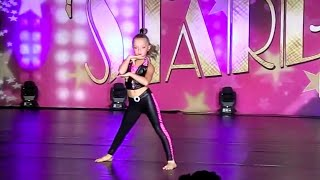 getlinkyoutube.com-Alexus Oladi - SASSY (New ALDC LA Mini Dancer on Dance Moms)