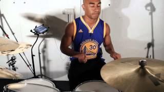 getlinkyoutube.com-Back To Sleep - Chris Brown (Drum Cover)