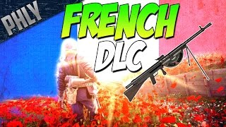 getlinkyoutube.com-BF1- VIVE LA FRANCE ft. Chauchat Machine Gun (Battlefield 1 They Shall Not Pass DLC Gameplay)
