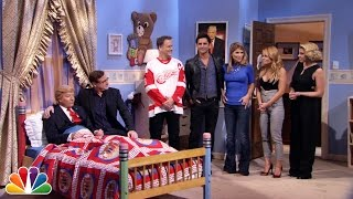 "getlinkyoutube.com-""Fuller House"" Cast Has Heart-to-Heart with Donald Trump (Jimmy Fallon)"