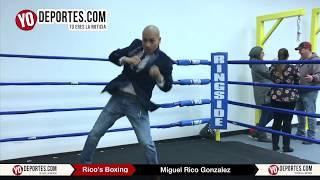 Sueño cumplido: inaugurado Rico's Fitness and Boxing