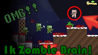 GrowTopia | ZOMBIE PANDEMIC!! (1K ZB)
