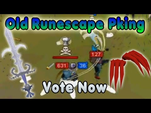 Runescape Old School Pking - 07 Server Vote - My Thoughts and Opinions