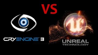 getlinkyoutube.com-Unreal Engine 4 VS Cryengine 3 Compression