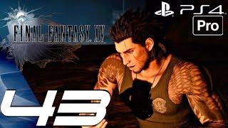 getlinkyoutube.com-FINAL FANTASY XV - Gameplay Walkthrough Part 43 - Keycatrich Maze & Lakhmu Flan Boss (PS4 PRO)