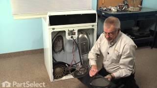 getlinkyoutube.com-Dryer Repair - Replacing the Blower Wheel (Whirlpool Part # 694089)