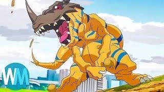 getlinkyoutube.com-Top 10 Digimon Battles